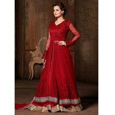 ETHNIC ELEGANCE : Make your style statement by wear this dia Mirza starred red designer lehenga for 137 $ /89 GBP including stitching shipping SKU : FNF0706 For more detail : https://goo.gl/s22Ab1 _______________________________________ just type FNF0706 to view/buy the product online #lehenga #red #dia #diamirza #amazing #look #fashion #follow #ethnic #usa #embroidery #net #ethniclove #celebrity #bollywood #fashionindia #fashneez