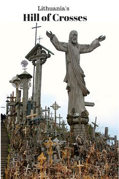 Lithuania Restores its Old Rugged Cross for a Crown - PointsandTravel.com If you ever get a chance to visit Lithuania, please do. I absolutely loved it! There is a Hill in Siauliai, Lithuania called the Hill of Crosses. I had heard of it for years, those 400,000 crosses. Honestly, no one really knows for sure how many crosses are on that hill, as the numbers grow daily. In 1895, it was recorded that there were 150 crosses and by 1940, 400 were recorded.