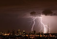 Lightning over Johannesburg, Gauteng, ZA, South Africa Landscape Photography, Nature Photography, Extreme Weather, Thunderstorms, Pictures Images, Great Photos, 6 Years, Beautiful World, Places To See