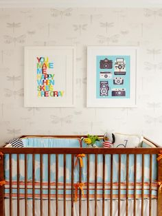 Get to know the designer behind this sophisticated little boy's room >> http://blog.hgtv.com/design/2015/07/02/design-happens-interviews-jennifer-jones-of-niche-interiors/?soc=pinterest @nicheinteriors