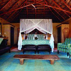 Marlin Lodge - Benguerra Island, Bazaruto Archipelago, Mozambique