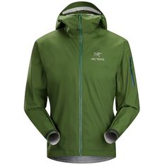 New 2013 TECTO FL Jacket, Arc'teryx's lightest Waterproof GORE-TEX Jacket - Stone Pine colour - just arrived in stock