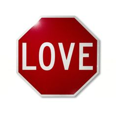 Love Sign by Stop! In the Name of Love …
