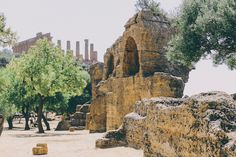 Valley of the Temples Valle dei templi agrigento sicily 8