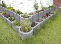 Pflanzringe Beton pflanzringe setzen 20 tipps für terrassierte gartengestaltung
