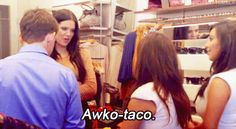 When she came up with a great new phrase. | 29 Of Khloe Kardashian's Best Moments