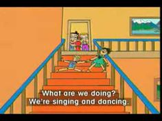[Look like] What does she look like? (At the amusement park) - Easy English Dialogue - for Kids - YouTube