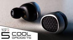 5 Cool Gadgets #18 | Wireless Headphones