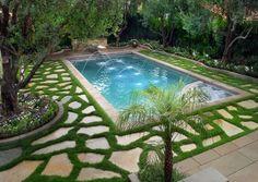 Wentworth Residence - mediterranean - pool - los angeles - by Matthew McKelligon Design