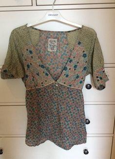 Kaufe meinen Artikel bei #Kleiderkreisel http://www.kleiderkreisel.de/damenmode/blusen/134514818-super-susses-bluschen