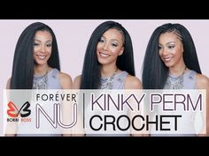 Now available at a beauty supply store near you. Achieve full, kinky-textured hair with the ease of your crochet hook! Introducing the Forever® Nu Kinky Pe. Yaki Hair, Beauty Supply Store, Crochet Braids, Perm, Synthetic Hair, Textured Hair, Hair Looks, Kinky, Hair Inspiration