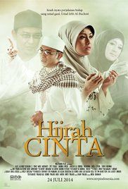 Hijrah Cinta Full Movie Streamingi.