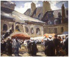 Concarneau et ses Peintres -peintres Français-Yan Robert