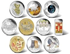 2015 Australian Coin products for January