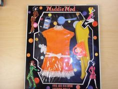 Lot of 4 Vintage Maddie Mod Outfits | eBay