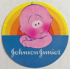 Johnson & Johnson Junior Sticker | by nz4summers