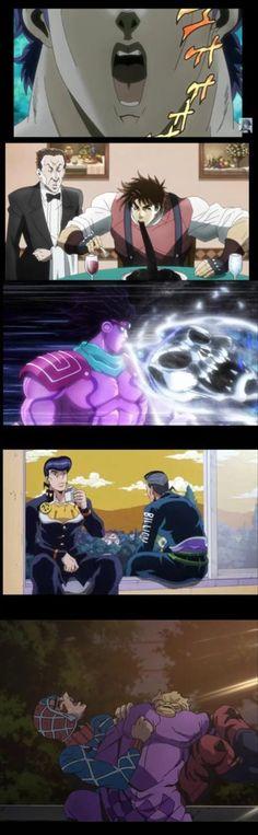 Comic Anime, Manga Anime, Jojo's Bizarre Adventure, Sunday Meme, Jojo Stardust Crusaders, Jojo Anime, Sailor Moon Character, Otaku, Jojo Memes