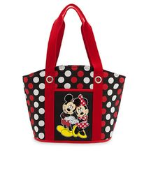 Disney Mickey and Minnie Mouse Cooler Bag