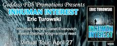 ♥Enter the #giveaway for a chance to win a $25 GC♥ StarAngels' Reviews: Blog Tour ♥ Inhuman Interest by Eric Turowski ♥ #g...