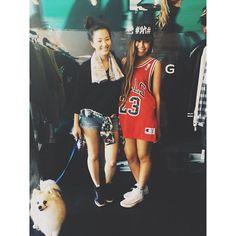 Girls x Jordans