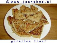 recepten voor garnalentoast French Toast, Breakfast, Food, Hoods, Meals