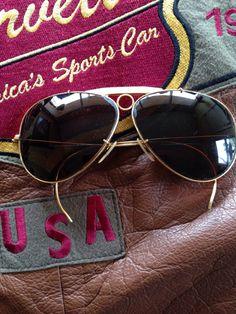 7d0cb42c72eab7 Vintage  Ray Ban Mens Aviator Sunglass Frames by AlmondsDeptStore,  60.00  Wayfarer Sunglasses, Ray
