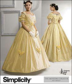 Civil war dress pattern! Lovvveee