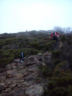 Red Runners: Crónica Marató Montseny (por acebedo78)