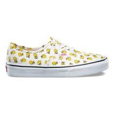 Vans x Peanuts Authentic Vans Shoes Women c7d213da7