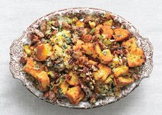 Cornbread, Sausage & Pecan Dressing | 60 Thanksgiving Side Dishes To Make Absolutely Everyone Happy