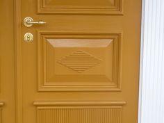 Detaljbild dörr