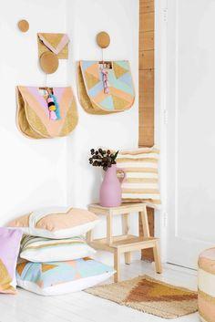 Pastel home wares