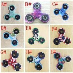 Tri-spinner Antistress Fidget Hand Finger Spinner As LIZUN Function Spinning Toy Stress Wheel Any-steering Stres Spiner Toys #Affiliate