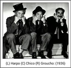 The Three Marx Brothers (1936)