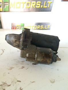 2006 HXDA FORD 1.6 TI PETROL ENGINE STARTER MOTOR 0001107417 2S6U-11000-CB