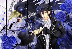 Tags: Fanart, Pandora Hearts, Gilbert Nightray, Raven (Chain), KurosakiSasori-kun
