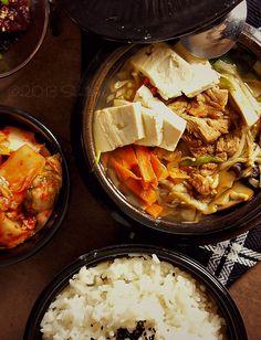 Korean Marinated Beef stew @Sandra Pendle @SECooking | Sandra