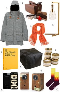 Pulp Holiday Gift Guide 2013: For Him #gift #giftsforhim #giftguide #giftideas