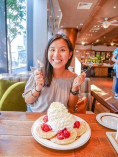 eggs n things pancake ginza tokyo japan | Laugh Travel Eat