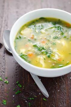 Spinach Tortellini Soup   Umami Girl