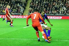 #Liverpool record first win in style #DFK #Footballnews #Soccer