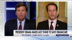'Is That Really Your Argument?': Tucker Battles Dem Over ObamaCare