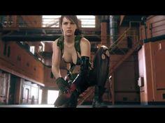 Metal Gear Solid V The Phantom Pain Walkthrough Gameplay Part 1