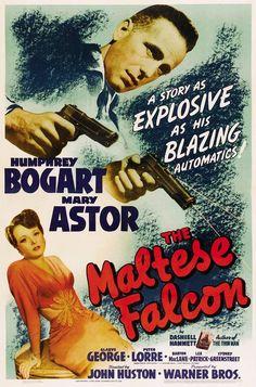 The Maltese Falcon Full Movie Online 1941