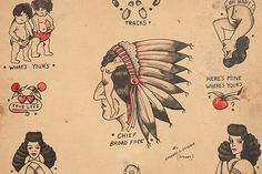 Leonard L. St. Clair Drawings | Folk Art