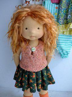 "Felicity 20"" doll   www.etsy.com/shop/Dearlittledoll?ref=hdr…   Branka Dearlittledoll   Flickr"