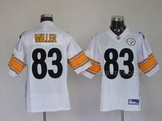 http://www.xjersey.com/pittsburgh-steelers-83-heath-miller-white-jerseys.html PITTSBURGH STEELERS 83 HEATH MILLER WHITE JERSEYS Only $34.00 , Free Shipping!