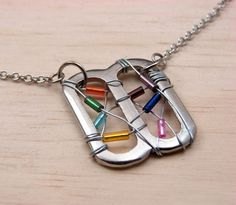 upcycled jewelry