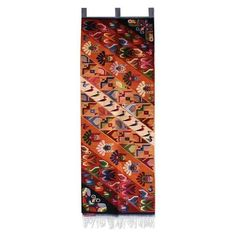 NOVICA Wool tapestry (910 SAR) ❤ liked on Polyvore featuring home, home decor, wall art, wall hangings & tapestries, woven wall hanging, ballet wall art, tapestry wall hanging, butterfly home decor and novica