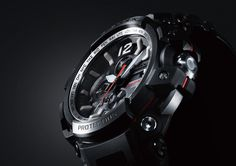 Baselworld 2017: Casio G-Shock Gravitymaster GPW2000  from PROFESSIONALWATCHES